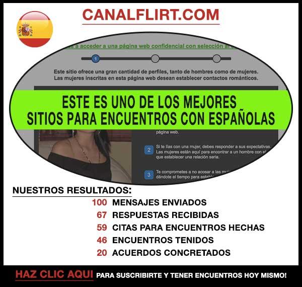 CanalFlirt.com Vista Previa