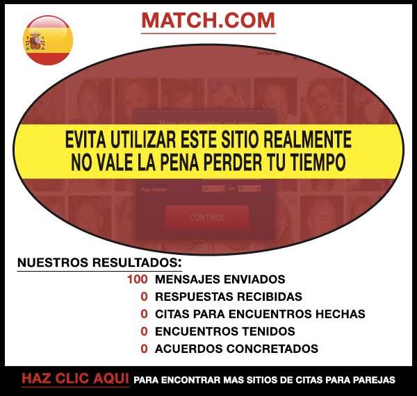 Match.com Vista Previa