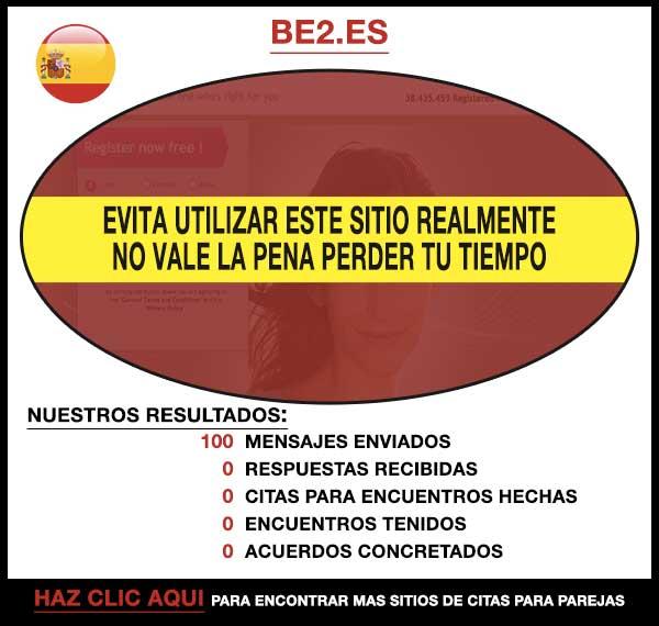 Be2.com Vista Previa