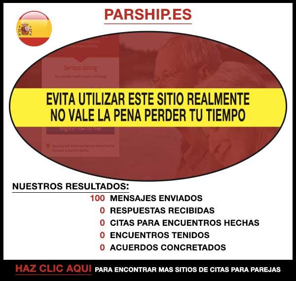 Parship.com Vista Previa